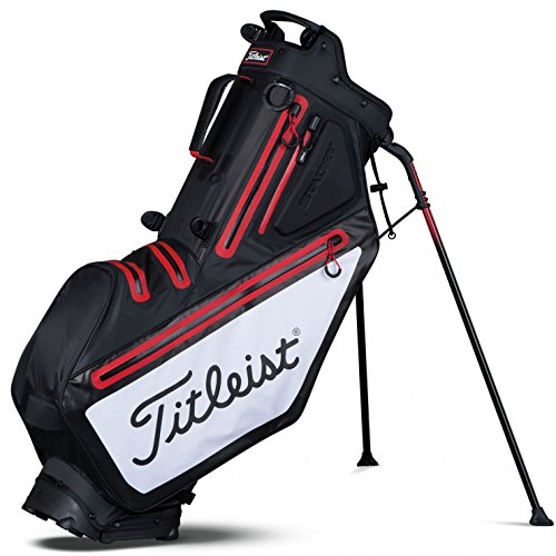 Titleist-Players-5-StaDry-Stand-Bag-2017-BlackWhiteRed