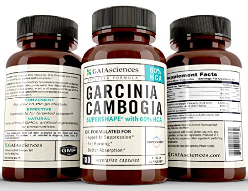 Pure Garcinia Cambogia Fat Burner: Proven Weight Loss Support, Premium HCA Extract Appetite Suppressant, Carb Blocker…