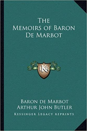 Book The Memoirs of Baron De Marbot by Baron de Marbot (2010-09-10)