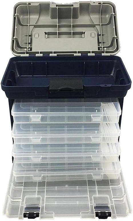 BOBI Caja Multifuncional para fringuer, señuelo, Caja de ...