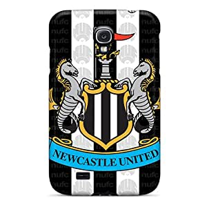 Samsung Galaxy S4 Rfx6469cJfi Provide Private Custom Stylish The Famous Team England Newcastle United Pictures Shockproof Hard Phone Cases -AlainTanielian
