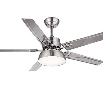 Innenbeleuchtung Wohnzimmer energiesparende LED-Ventilator ...