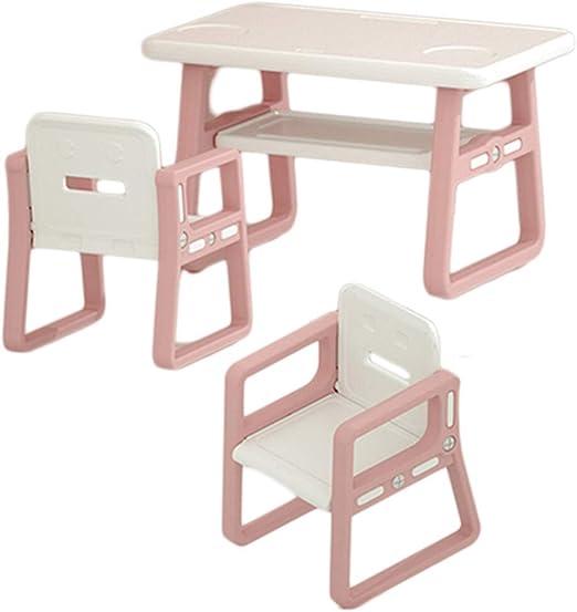 Juegos de mesas y sillas Mesa para Niños para Escritorio para ...