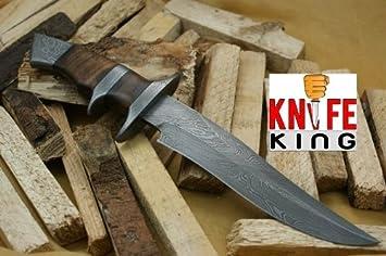 """Amazon.com: Cuchillo de caza Knife King """"Emperor"""" ..."""