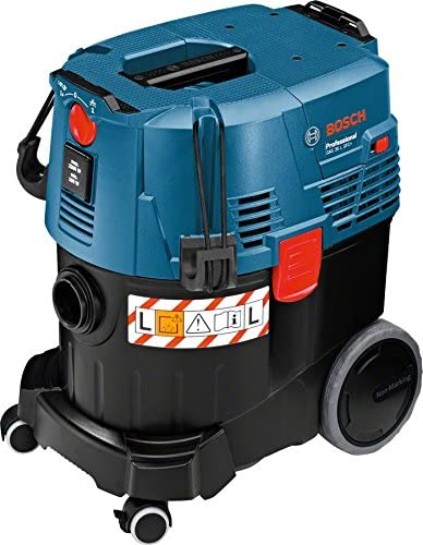 Bosch Professional 06019C30W0 - Mojado/seco GAS 35 L SFC 1380 W +: ...