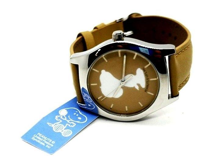 Reloj Snoopy Watch para niños/Mujeres Originales. Oferta Impermeable.: Amazon.es: Relojes