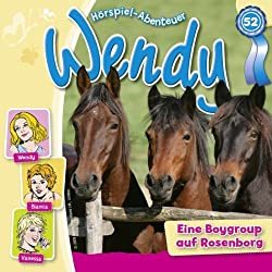 Eine Boygroup auf Rosenborg (Wendy 52)