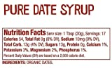 Date Lady Organic Date Syrup 3 lb Squeeze Bottle