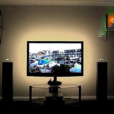 MINGER SM3528 - Tira de Luces LED para televisores y portátiles (USB, 3,2 pies): Amazon.es: Jardín