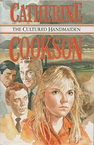 book cover of The Cultured Handmaiden