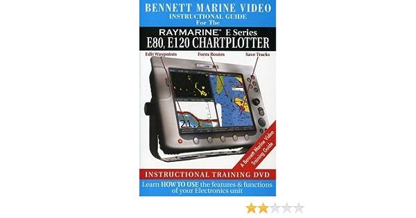 Amazon com: Raymarine E Series: E80, E120 Chartplotter: Raymarine E