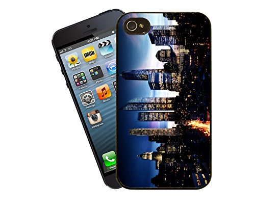 Hochhaus Szene iPhone Case - passen diese Abdeckung Apple Modell 4 und 4 s - von Eclipse-Geschenk-Ideen