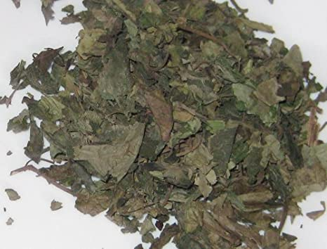Uziza leaves - 3oz bag, dry vegetable used for soup, stew, rich in