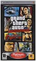 Rockstar Games GTA : Liberty City Stories - Platinum