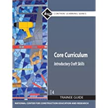 Amazon nccer books core curriculum introductory craft skills trainee guide 4th edition fandeluxe Choice Image