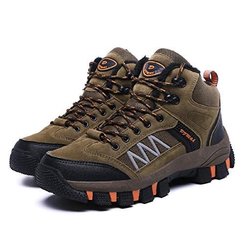 Hommes Chaussures Pour De Lily999 drapantes Impermables Bottes Randonne Qualit D Trekking Haute Anti tOU1qqwx
