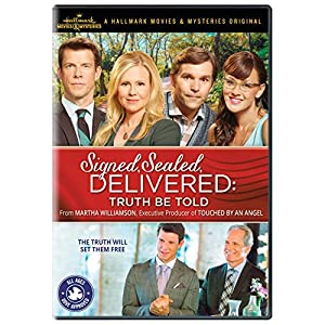 Hallmark Signed, Sealed, Delivered: Truth Be Told DVD Channel Drama