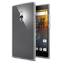 OnePlus 2 Case, Spigen Liquid Crystal - Ultra-Thin Semi-transparent Lightweight / Exact Fit / NO Bulkiness Soft Case for OnePlus 2 (2015) - Liquid Crystal