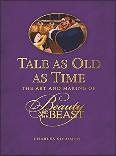 Image result for tale as old as time the art and making of beauty and the beast