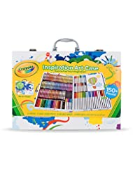 Crayola Inspiration Art Case: 140 Pieces, Art Set, Gifts for ...