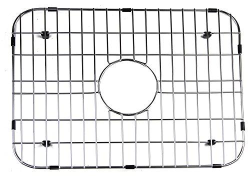 ALFI brand GR2418 Solid Kitchen Sink Grid, Stainless Steel