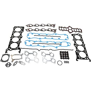 amazon com  cns eh10165 head gasket set for ford 4 2l v6