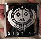 Destiny 2 Stand Together Emblem Mirror Etching