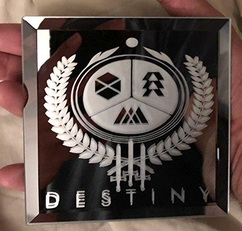 - Destiny 2 Stand Together Emblem Mirror Etching