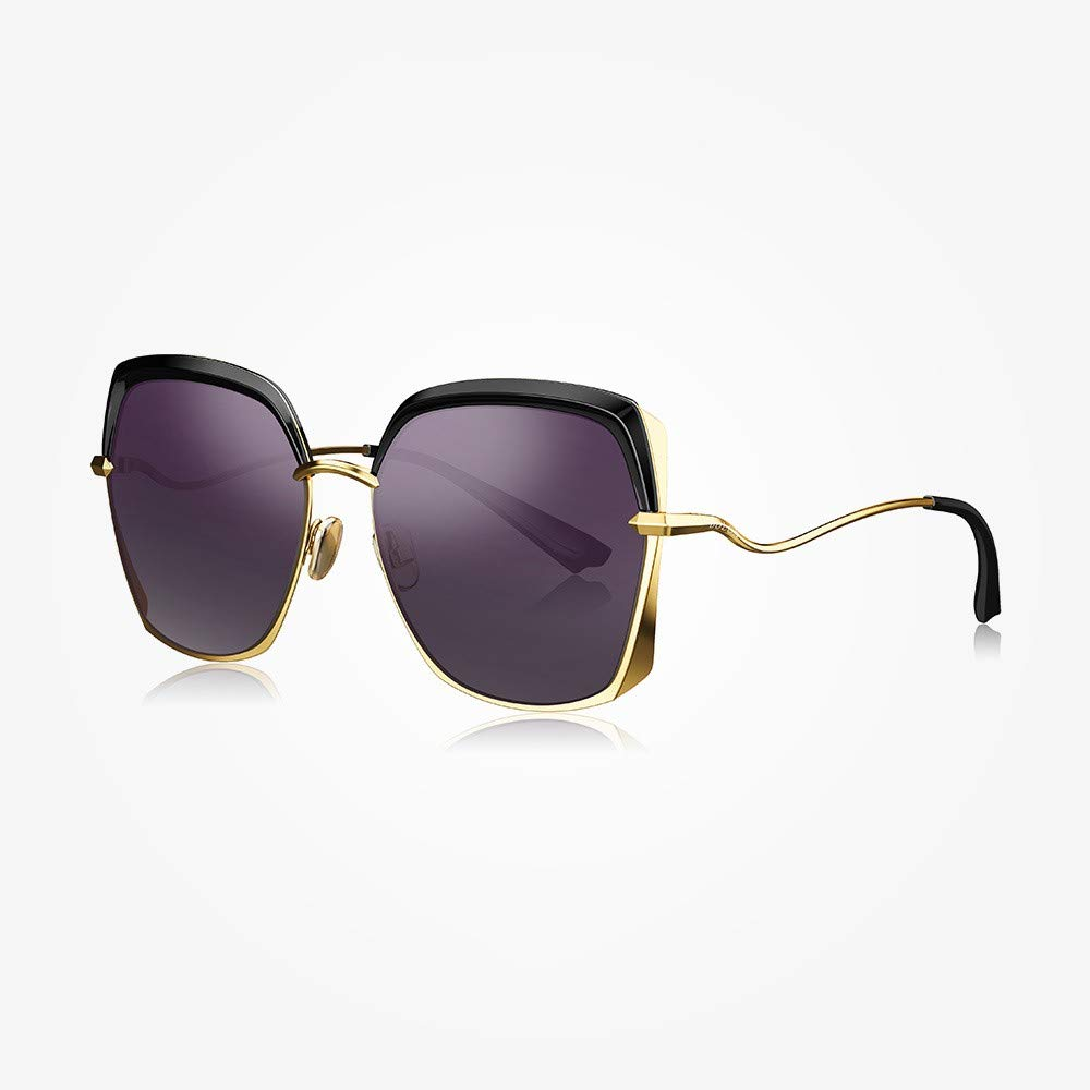 FKSW Gafas De Sol Gafas De Sol Dama De Alta Definición Polarizador Estrella  Ojo Espejo Espejo De Conducción ed40bcf9d578