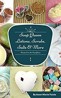 Queen Lotions Scrubs Salts Projects ebook product image