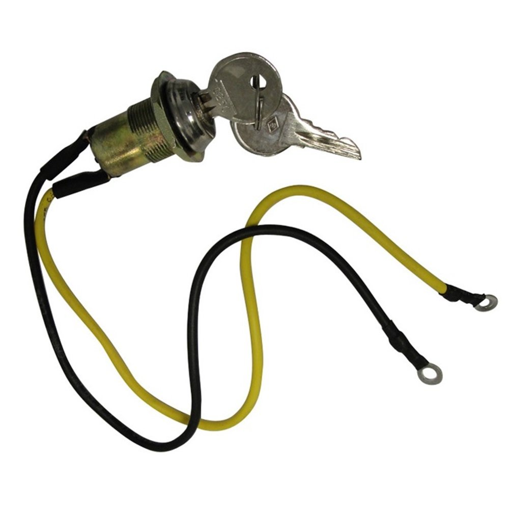 8N3679C Ignition Key Switch for Ford Tractor 9N 2N 8N NAA Jubilee 501 600 601 700 701 800 801 900 2000 4000 1939-1964 by RAPartsinc