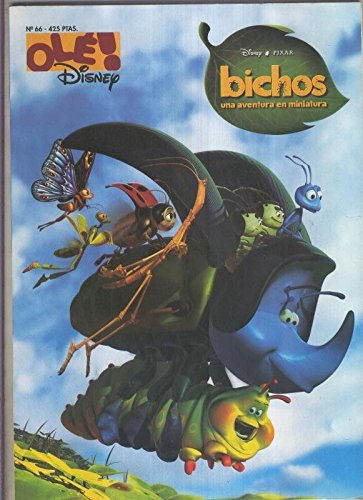 Ole Disney numero 066: Bichos una aventura en miniatura