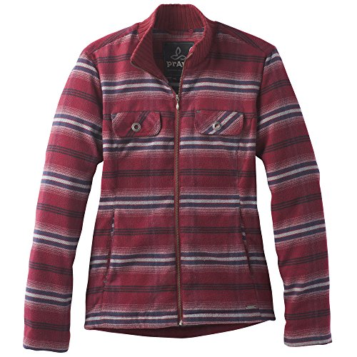Price comparison product image PrAna Showdown Jacket (S - Woodland Red)