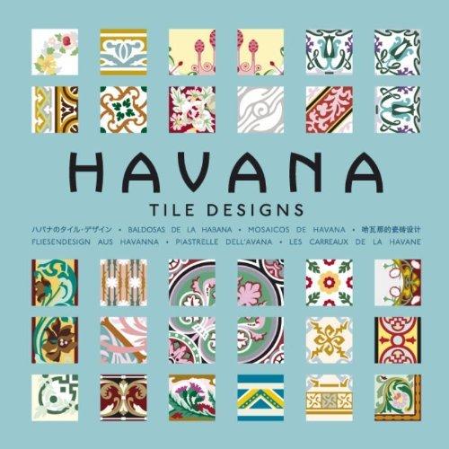 By M.A. Hernandez Havana Tile Designs (Agile Rabbit Editions) [Hardcover]
