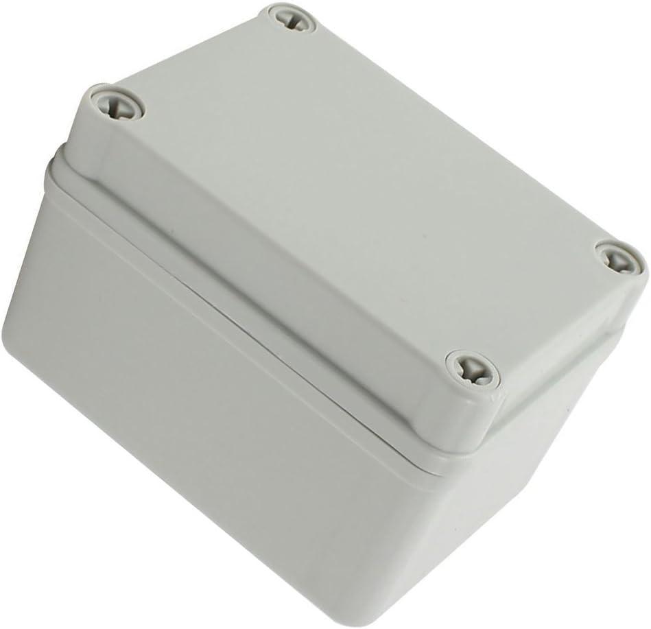 1x DIY Electronics Plastic Project Box Enclosure Case Waterproof 80*50*21mm $TCA