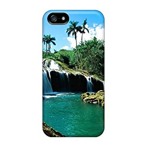 High-end Case Cover Protector For Iphone 5/5s(waterfall)