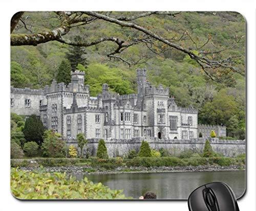 Etuwdie Irish Castle Mouse Pad, Mousepad (Medieval Mouse -