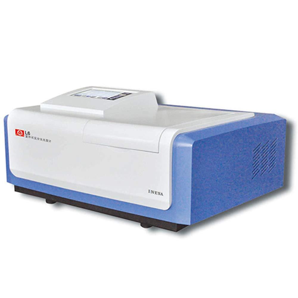 CGOLDENWALL UV-Vis Espectrofotómetro L6S Medidor de Luz de ...