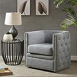 Swivel Chair Capstone/Slate