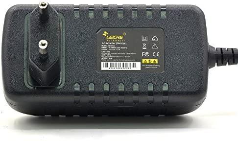 Leicke Cargador 5V 3A Fuente de Alimentación 15W con Clavija Micro USB para Bose Soundlink Color, Mini II 2, Raspberry Pi 3, JBL Flip2/3, Philips BT ...