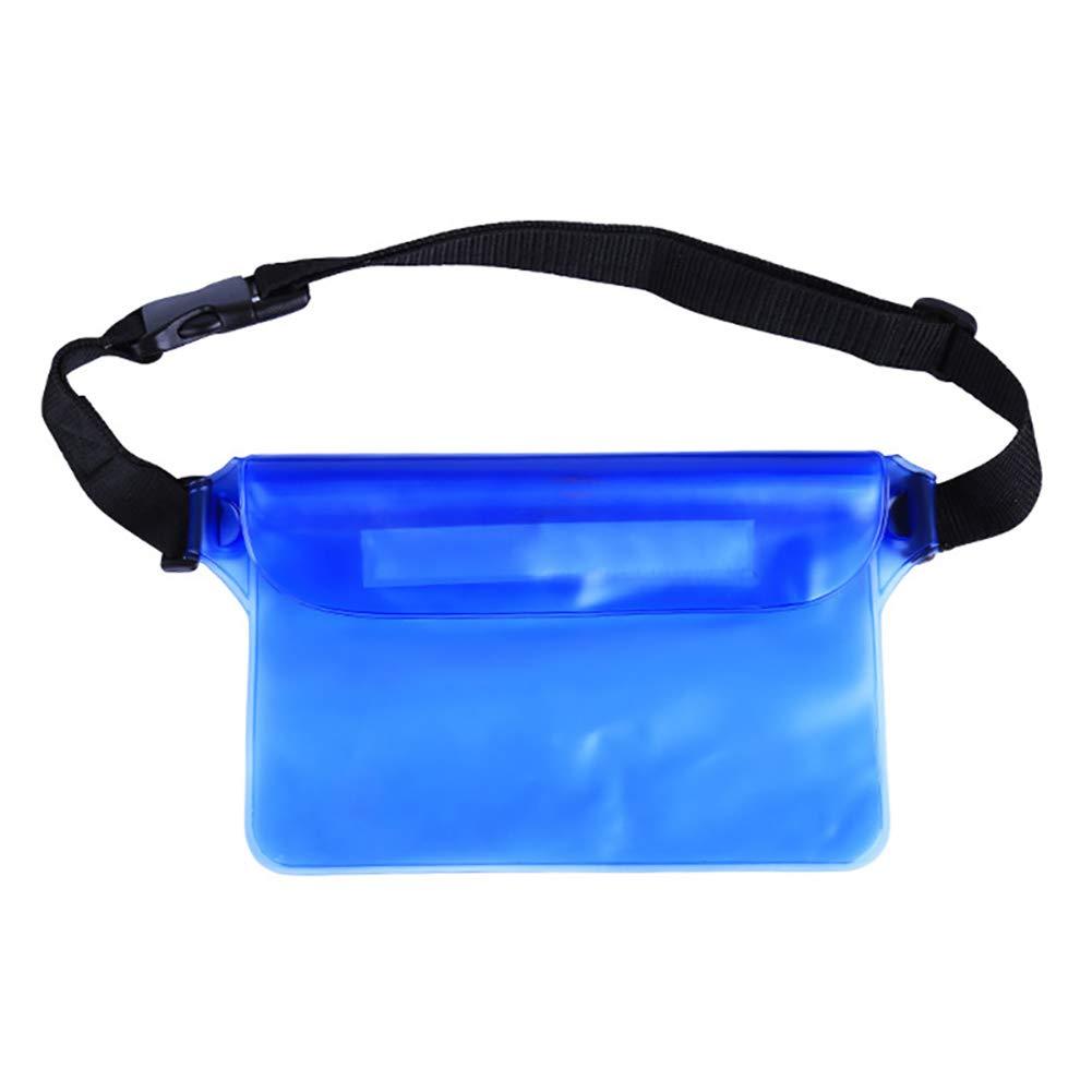 ITODA Trockentasche Wasserdichte G/ürteltasche Handy Tasche Touchscreen Trockenbeutel Verstellbare H/üfttasche Wasserfeste Bauchtasche Durchsichtige Schutztasche Trockensack f/ür Kajakfahren Segeln