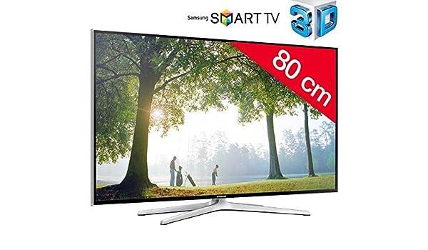 SAMSUNG UE32H6400 - Televisor LED 3D Smart TV + Soporte de Pared ES200: Amazon.es: Electrónica
