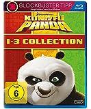 Kung Fu Panda 1-3 [Blu-ray]