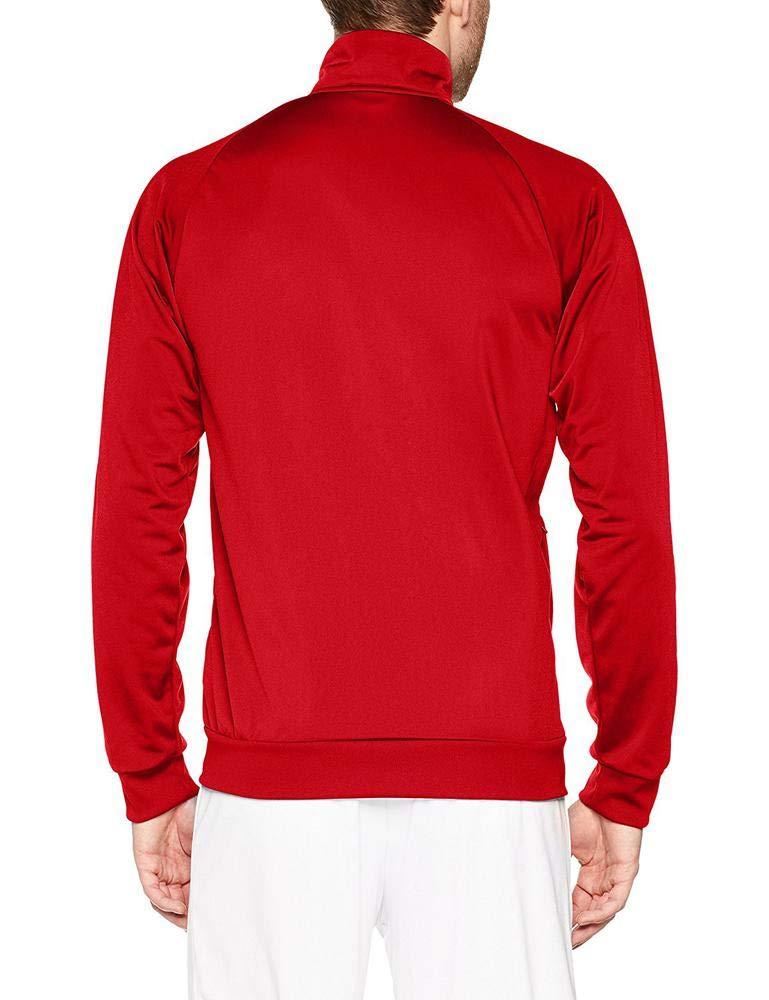 adidas Core18 PES JKT Veste Homme power red/White