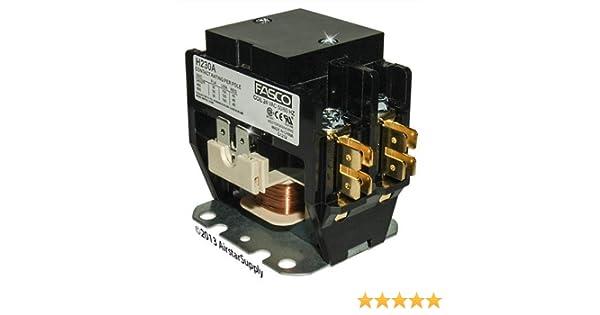 NEW H230A FASCO Definite Purpose Contactor