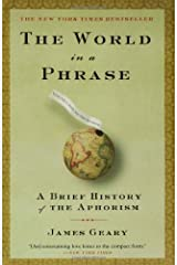 The World in a Phrase Paperback