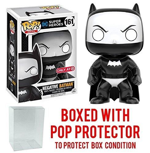 Funko Pop! DC Heroes - Negative Batman  #161 Vinyl Figure