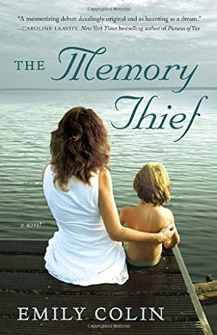 book cover of The Memory Thief