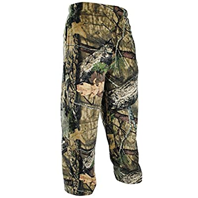 Mossy Oak Walkers Lake Fleece Pant - Break-Up Country