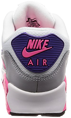 Pink 136 Laser Air 90 Purple White Grey Court Donna Wolf NIKE Multicolore Scarpe Max Running ZOnZx46w